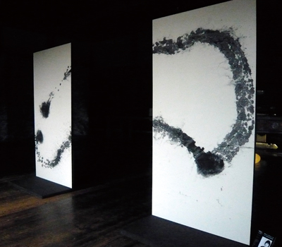 Tomoko Kawao shodō artist   ENJOY KYOTO